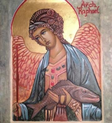 Why St. Raphael?